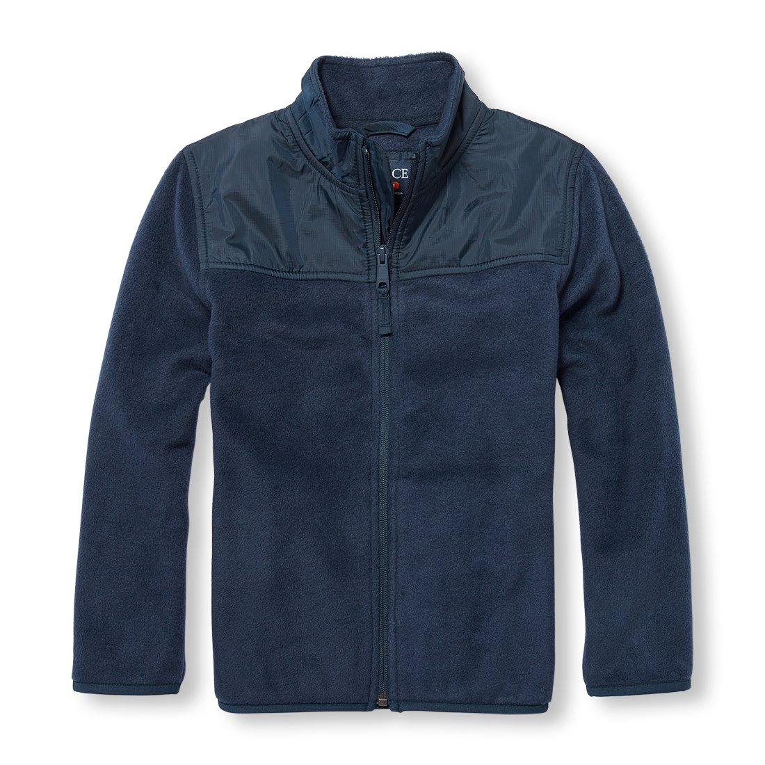 The Children's Place Big Boys' Souvenir Jacket, Tidal 02414, M (7/8)