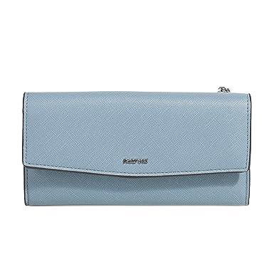 Parfois - Cartera Basic Antro - Mujeres - Tallas L - Azul Pastel 1: Amazon.es: Ropa y accesorios