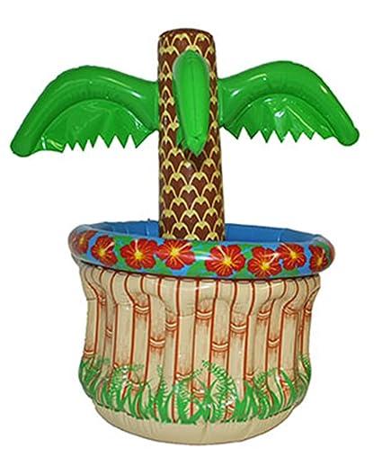 Fasching Fete - hinchable palmera Hoola Aloha playa fiesta - Alta ...