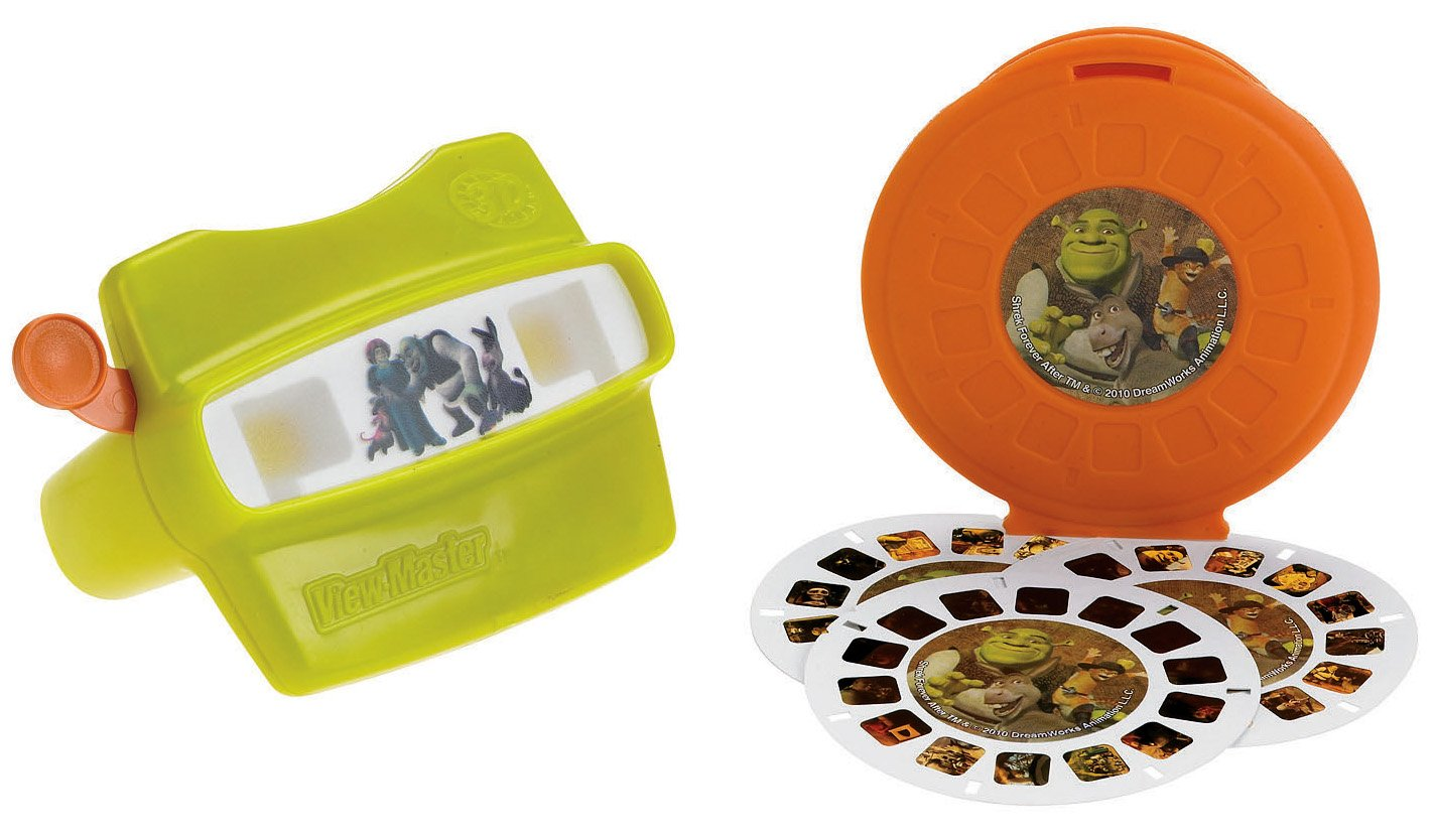 Fisher-Price Shrek Forever After View-Master Deluxe Gift Set by Fisher-Price