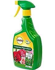 Solabiol SOPOLYPAL1 Insectes Polyvalent | Action Choc, Prêt à l'emploi, 1L