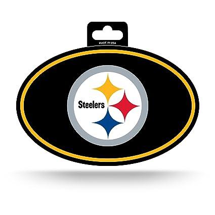 7ea2f90b1 Amazon.com  Rico Industries NFL Pittsburgh Steelers Color Team Logo ...