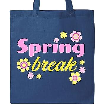 Amazon inktastic spring break flowers tote bag royal blue inktastic spring break flowers tote bag royal blue mightylinksfo