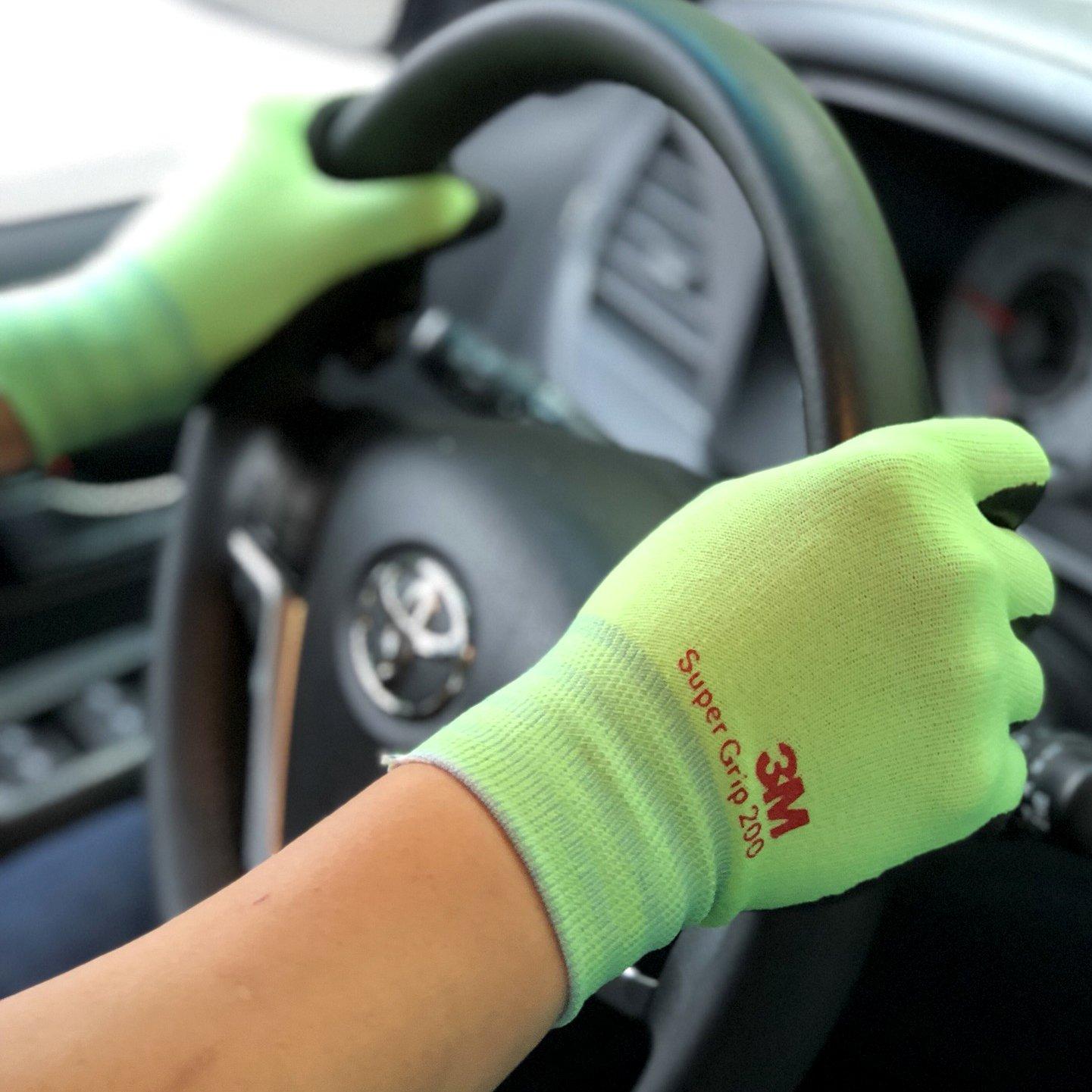 3M Super Grip Garden Work Gloves- 3 PACK (Extra Large) by 3M Super Grip (Image #3)