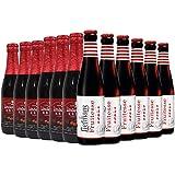 比利时进口精酿啤酒组合12支组合 (乐曼 + 林德曼)