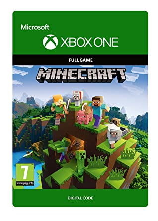 Minecraft [Xbox One - Download Code]: Amazon co uk: PC