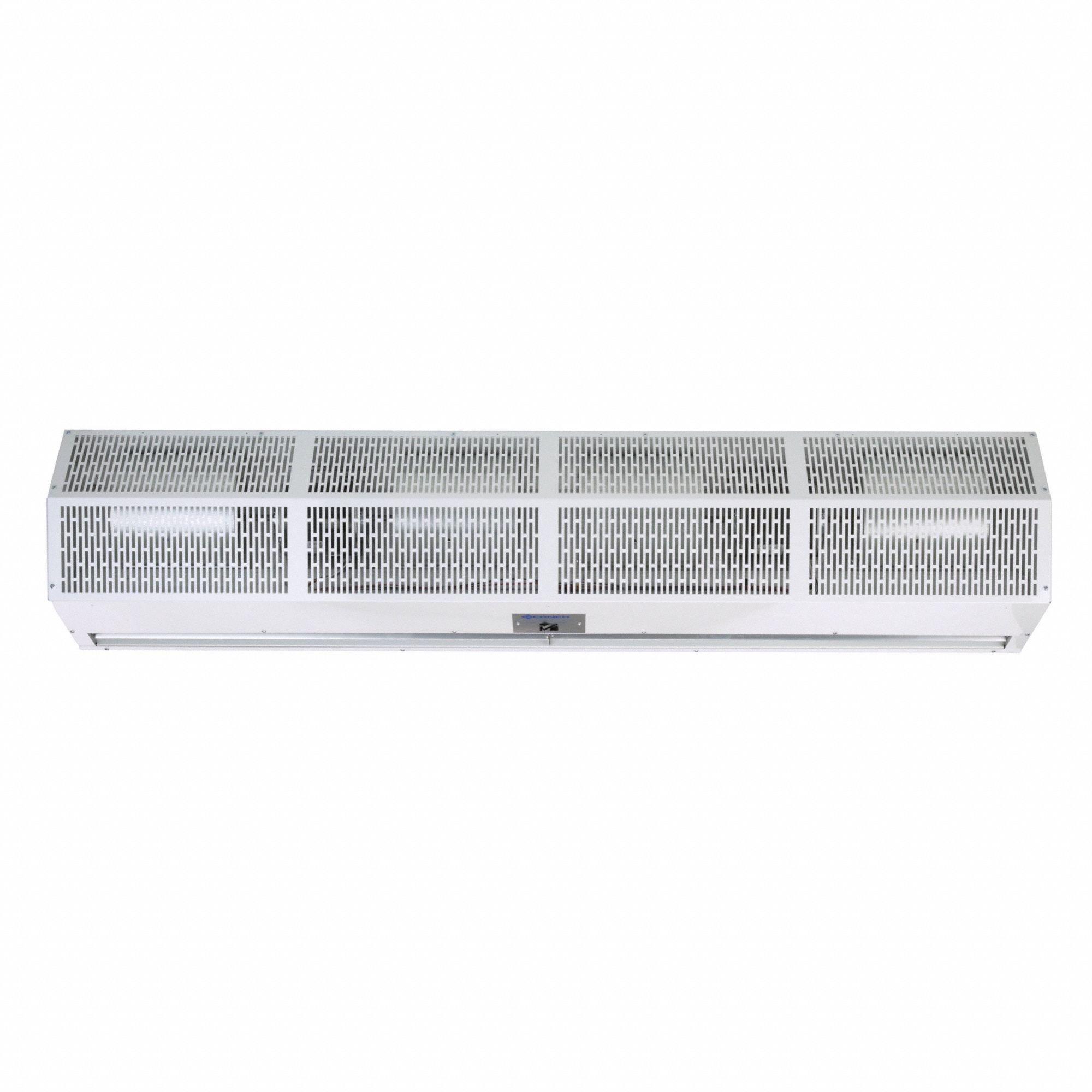Air Curtain, 3 ft. Max. Door Width, 10 ft. Max. Mount Ht., 67 dBA @ 10 Feet, 3500 fpm