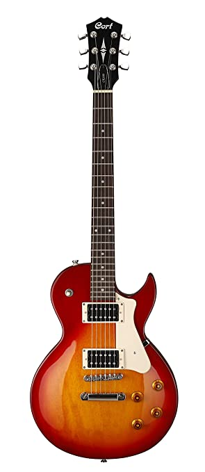 Guitarra electrica cuerpo macizo Cort CR 100 CRS: Amazon.es: Instrumentos musicales