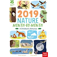 National Trust: 2019 Nature Month-By-Month: A Children's Almanac