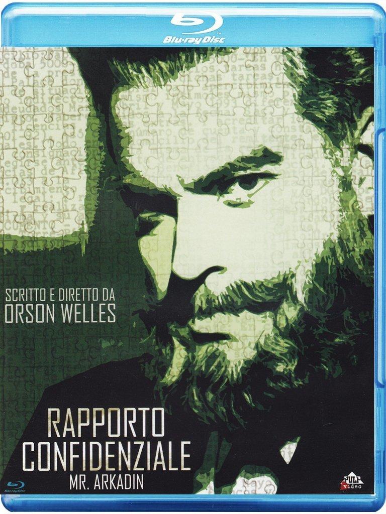 Rapporto Confidenziale (Blu-Ray) [Italia] [Blu-ray]: Amazon.es: Patricia Medina, Paola Mori, Akim Tamiroff, Orson Welles, Orson Welles, Patricia Medina, Paola Mori: Cine y Series TV