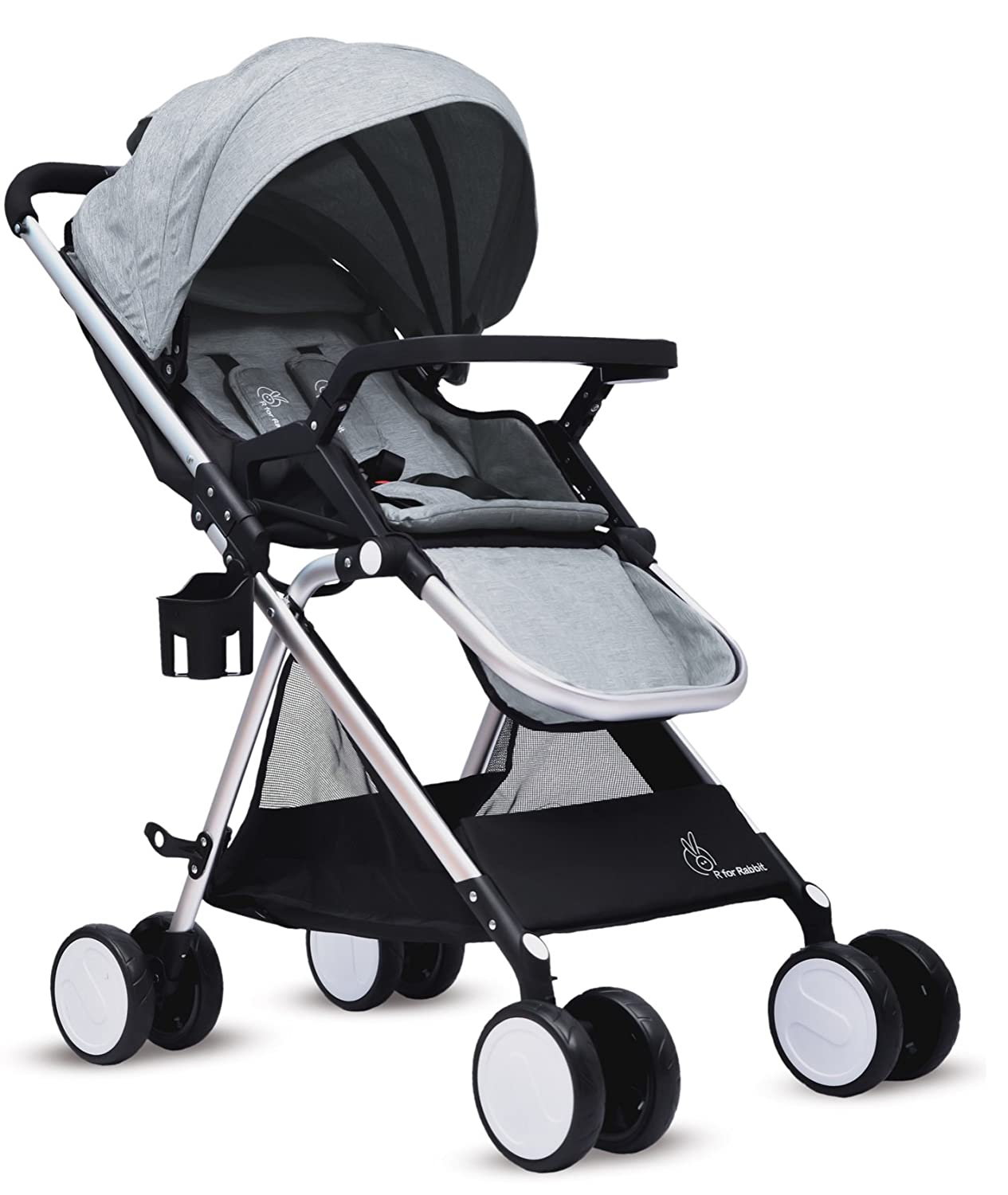 R for Rabbit Giggle Wiggle - The Feather Lite Stroller
