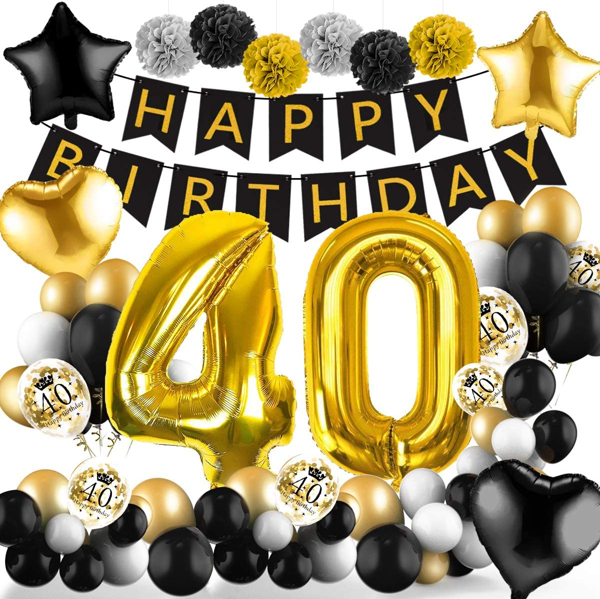Geburtstag frau 40 jahre 40 Sprüche