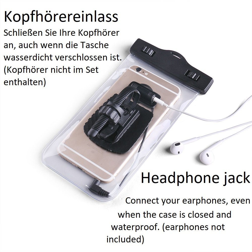 K S Trade For Microsoft Lumia 950 Dual Sim Bicycle Cell Phone Headphone Jack Wiring Bracket Mobile Holder Handlebar Bike Mount Rainproof Waterproof Connector