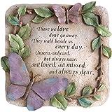 Evergreen Enterprises EG25903 Those We Love Don't Go Away, Stepping Stone (Set of 1)