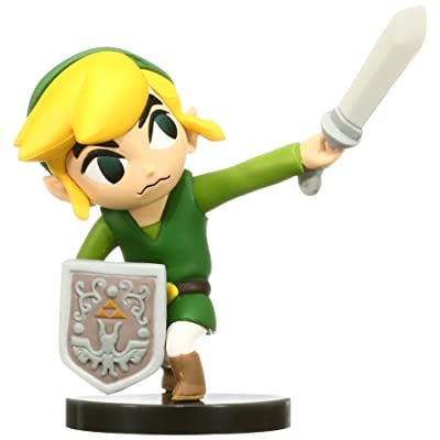 Medicom Nintendo Ultra Detail Figure Series 1: The Legend of Zelda: The Wind Waker Link UDF Action Figure: Toys & Games