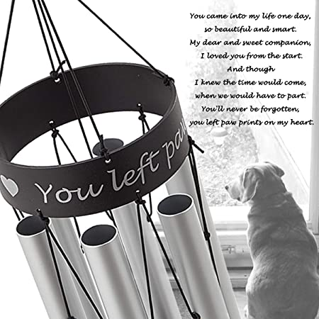 Amazon Com Takekit Pet Memorial Wind Chime Sympathy And