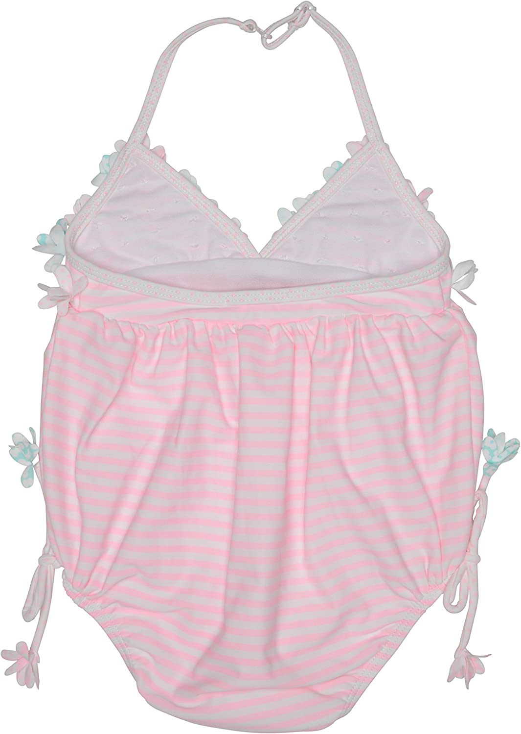 Pink Kate Mack Baby Girls Infant Petal Parfait Swim Bubble 24M