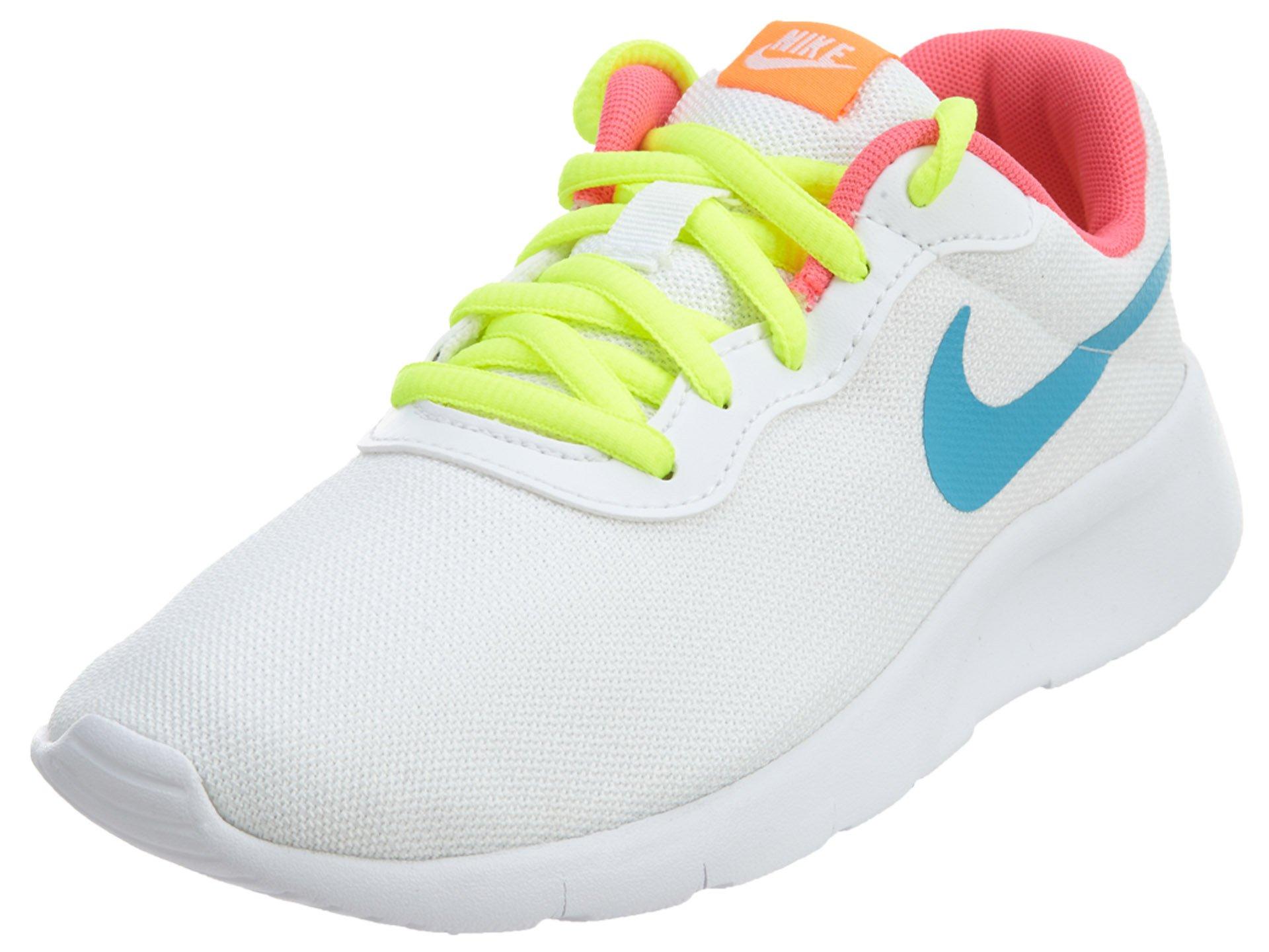 NIKE Tanjun Little Kids Style: 818385-100 Size: 3 by Nike (Image #1)