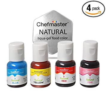 Amazon.com : Natural Plant Based Food Coloring, Edible Vegetable ...
