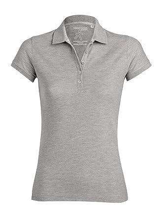 59f157c4806a70 YTWOO Damen Poloshirt Aus 95% Biobaumwolle und 5% Elastan