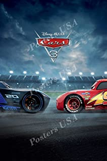 Amazon Com Disney Pixar Cars Movie Editorial Blue Gray Twin