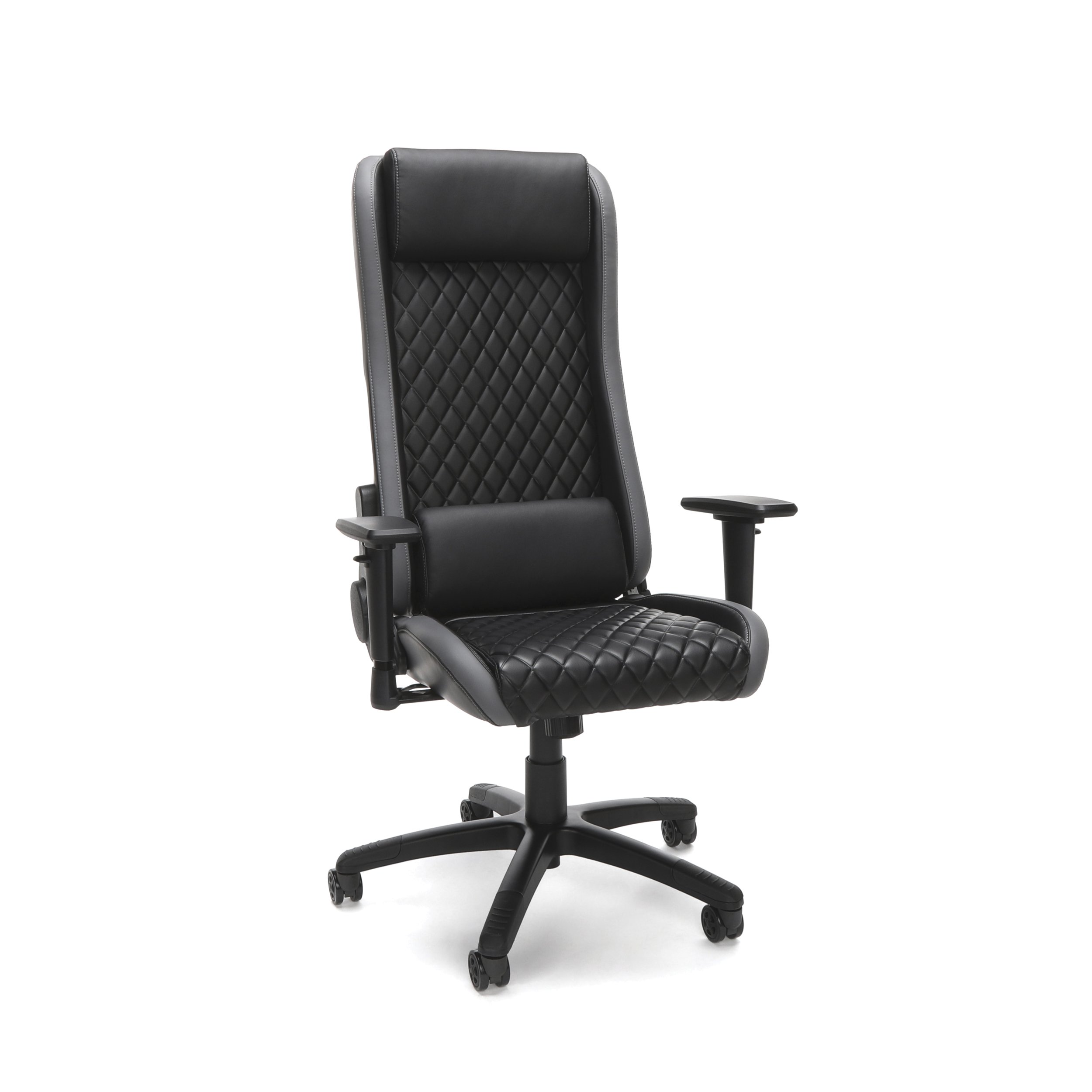 RESPAWN-115 Executive Style Gaming Chair - Reclining Ergonomic Leather Chair, Office or Gaming Chair by RESPAWN