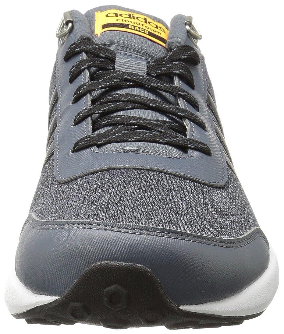 AW5271 Shoes adidas NEO Mens Cloudfoam Race Wtr Running Shoe Onix ...