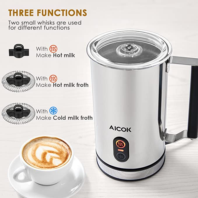 Aicok espumador para leche: Amazon.es: Hogar