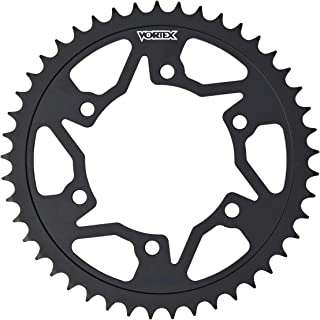 product image for Vortex 251S-44 Black 44-Tooth 530-Pitch Steel Rear Sprocket