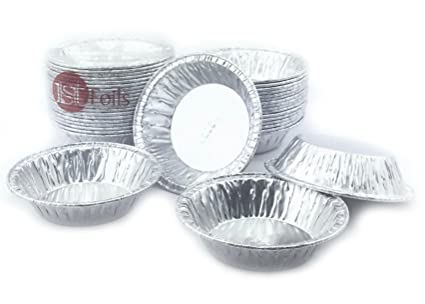 Aluminum Foil Mini Pie Pans 2-15/16\u0026quot; Very Small Pans for Pie  sc 1 st  Amazon.com & Amazon.com: Aluminum Foil Mini Pie Pans 2-15/16\