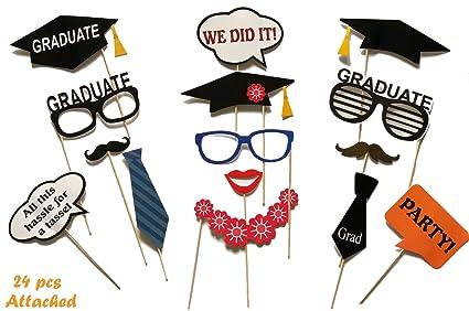amazon com usa sales graduation party photo booth props