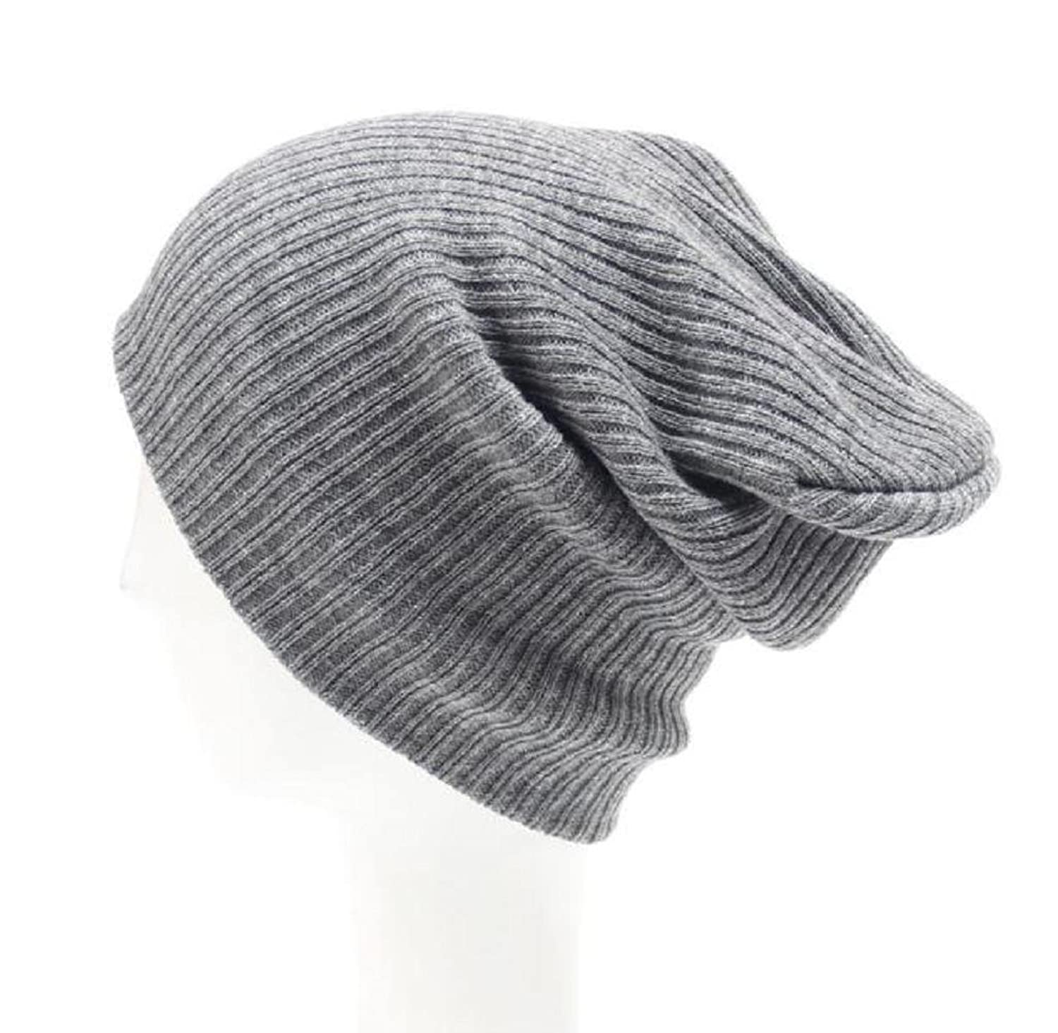 Covermason Männer Frauen Hut Beanie Stricken Ski Cap Hip-Hop Kappe Winter warm Unisex Wollmütze