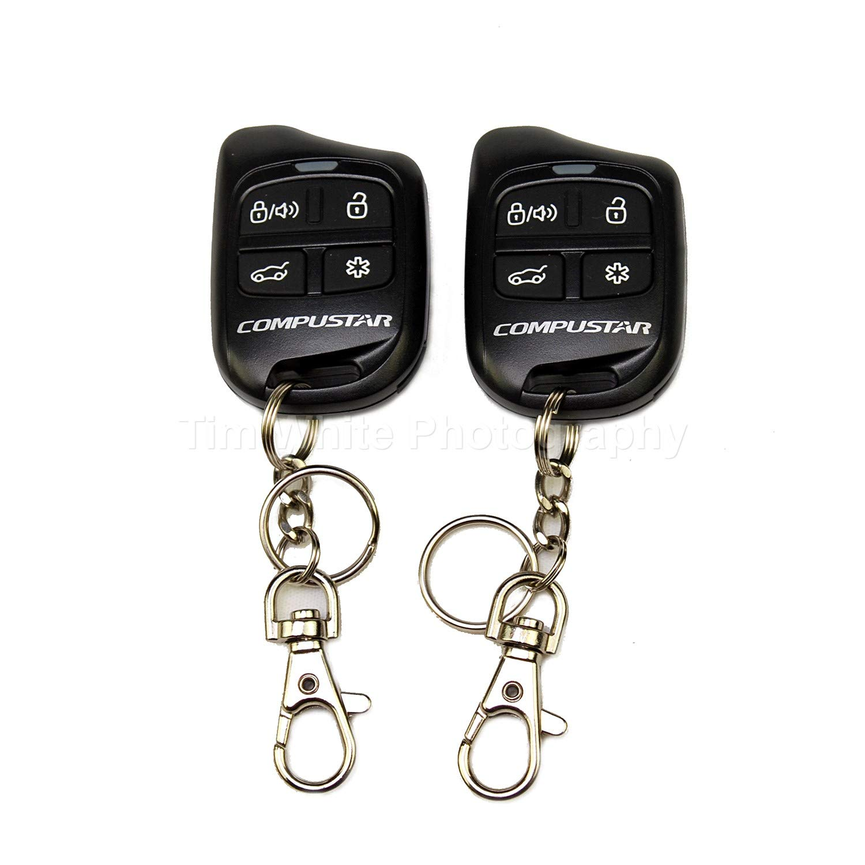Compustar CS900-AS Remote Auto Car Start Starter /& Alarm System /& Keyless Entry