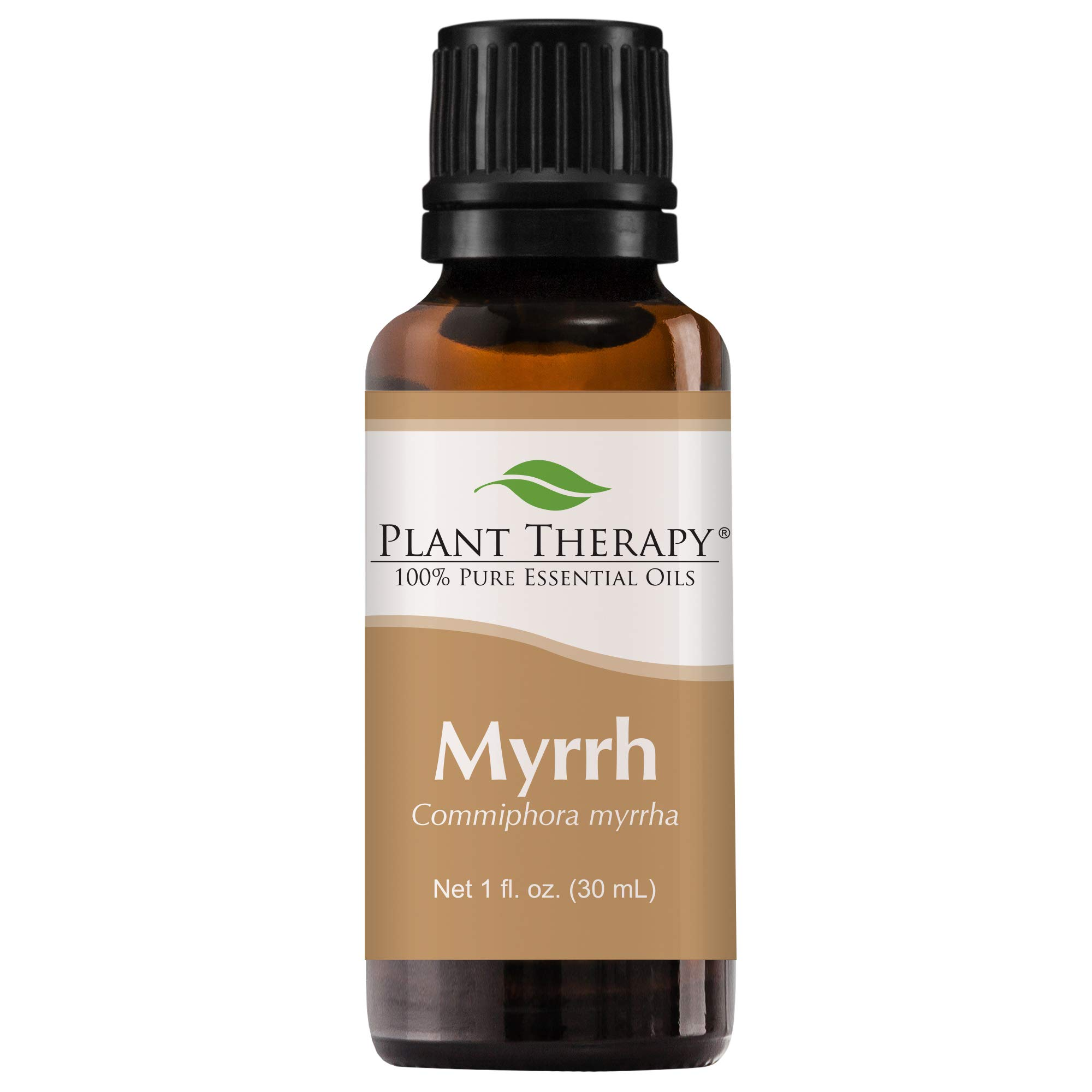 Plant Therapy Myrrh Essential Oil 100% Pure, Undiluted, Natural Aromatherapy, Therapeutic Grade 30 mL (1 oz)