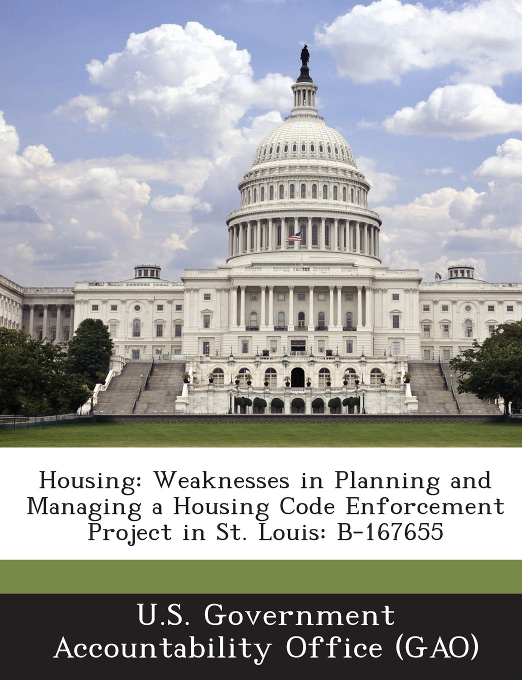 Download Housing: Weaknesses in Planning and Managing a Housing Code Enforcement Project in St. Louis: B-167655 PDF
