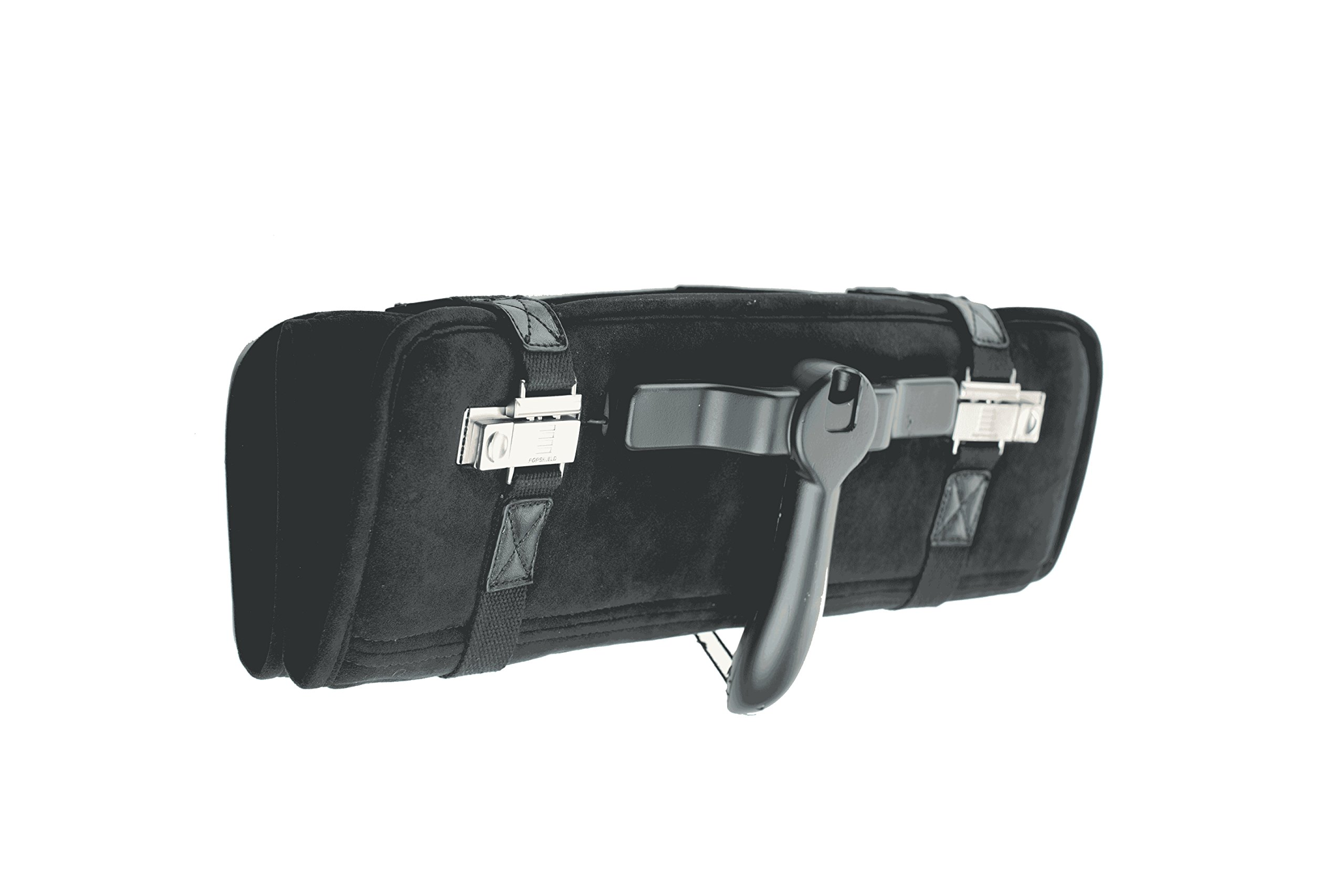 PopSheild---Deployable Ballistic Shield Designed in the USA, Fits in Car, Home and Office Drawer