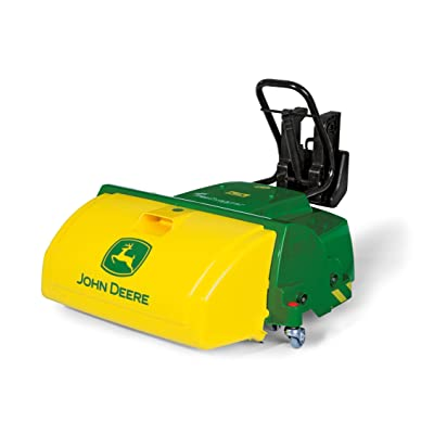 ROLLY TOYS John Deere Road Sweeper: Toys & Games