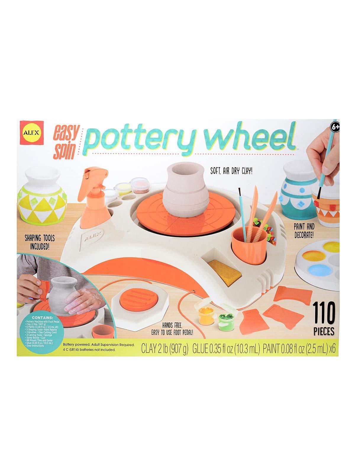 Deluxe Pottery Wheel Kit 1 pcs SKU# 1172324MA