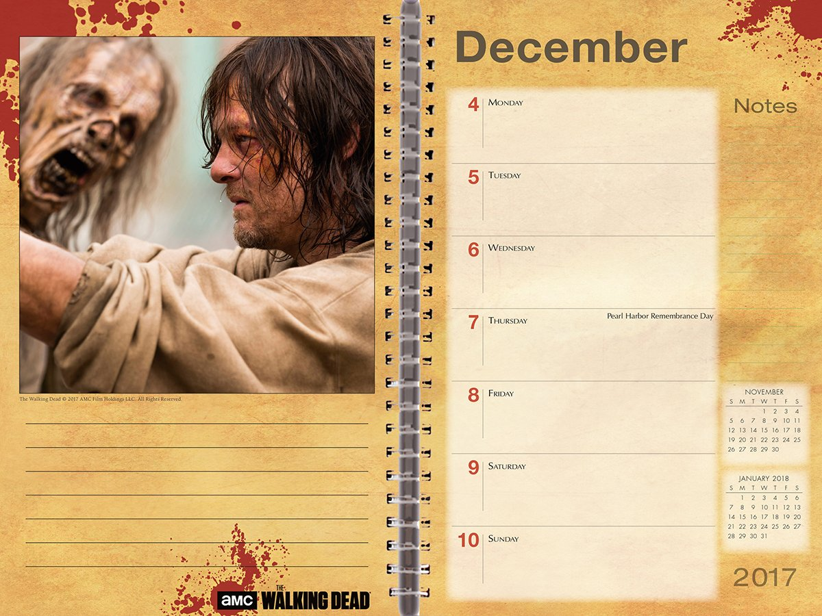 Walking Dead, the, Amc 2018 Diary: Amazon.es: Sellers ...