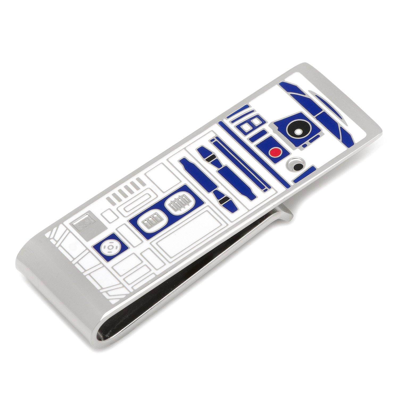 Star Wars R2D2 Money Clip, Officially Licensed Cufflinks Inc. SW-R2D2-MC