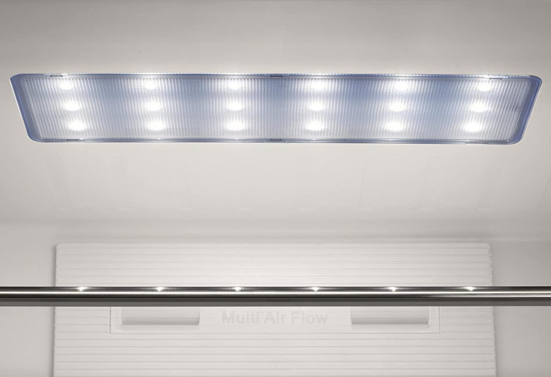 Aeg Kühlschrank French Door : Aeg rmb86321nx french door kühlschrank 1776 mm gefrierschublade