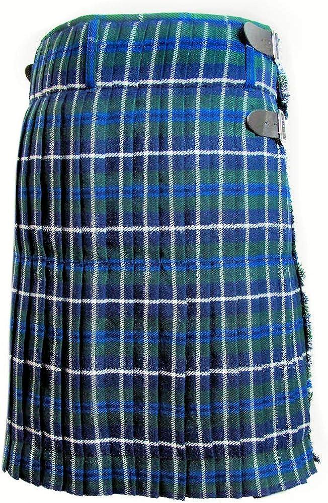 Tartanista Mens Value Scottish Kilts with 24 Inch Length
