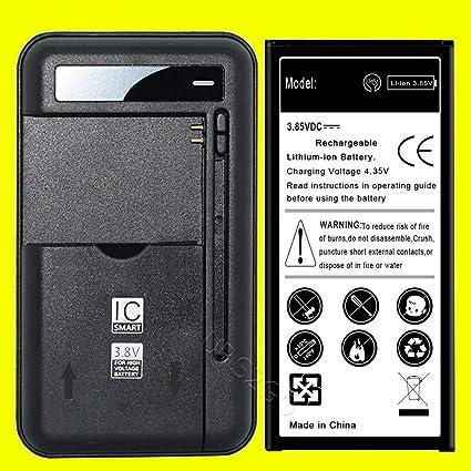 Amazon.com: 3600 mAh batería de repuesto universal Travel ...