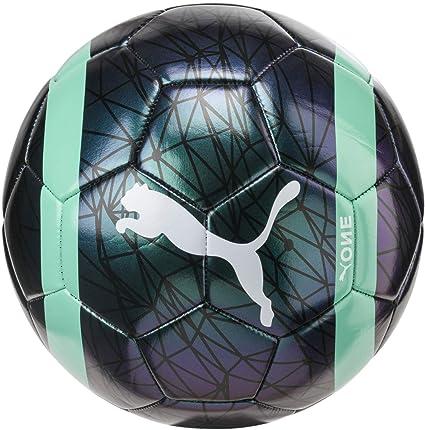 Puma One - Balón de fútbol (Cromo), 5, Green White: Amazon.es ...