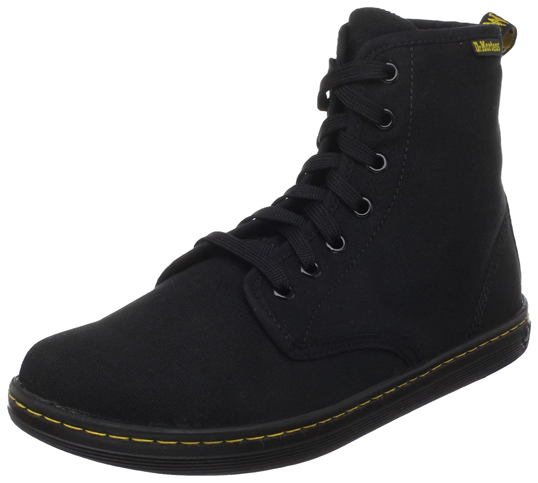 Dr. Noir Martens femme Chaussures Shoreditch, Chaussures montantes femme Noir 2da34cf - shopssong.space