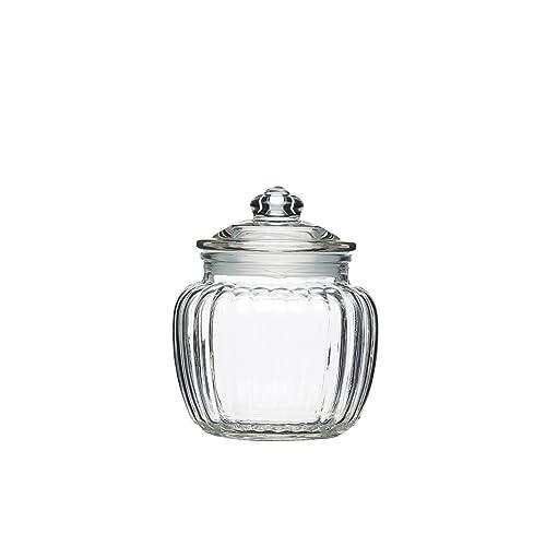 Decorative Jar Amazoncouk Adorable Glass Decorative Jars With Lids