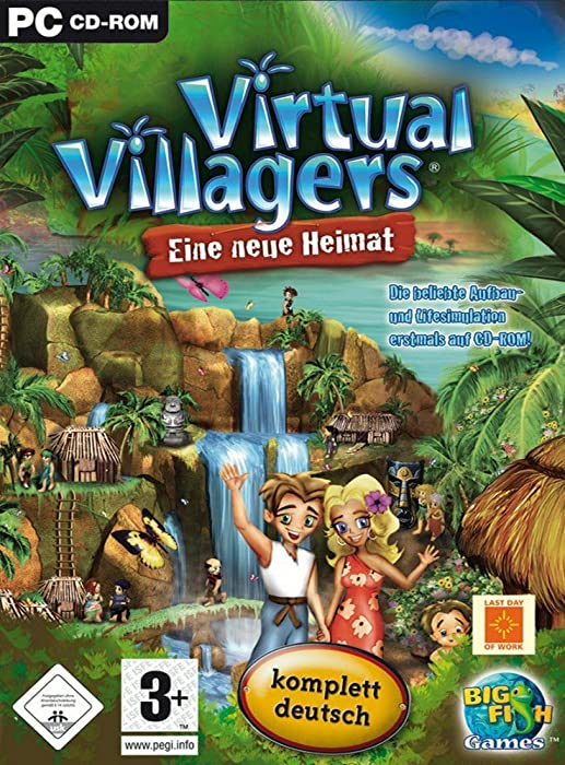 Top 9 Virtual Villagers A New Home Pc