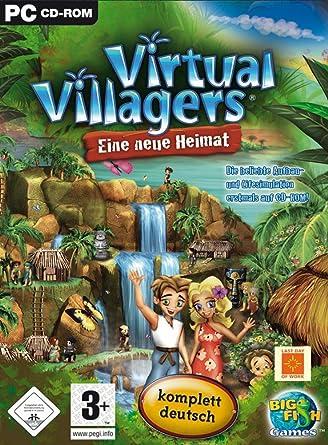 Attractive Virtual Villagers: Eine Neue Heimat