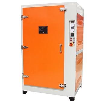 T-Mech - Horno de Curado para Secar Pintura en Polvo Electrostática Industrial 199cm x