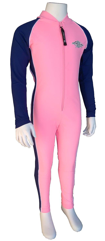 Stingray Australia UV Sun Protection Full Body Swimsuit for Boys & Girls -Sizes 2, 4, 6, 8.